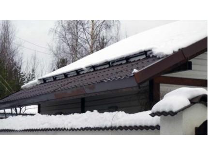 Снегозадержатель трубчатый BORGE 3 м