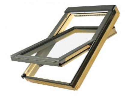 Окно FAKRO FTP-V P2 стеклопакет триплекс