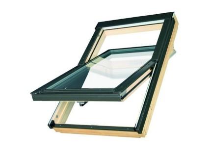 Окно FAKRO FTТ U6 Termo c 2 -камерным стеклопакетом