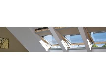 """Окно FAKRO FTP-V U3 Z-Wave """"умное окно"""" с датчиком дождя и пультом ДУ"""