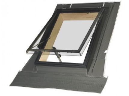 Окно-люк WSZ с крышкой из поликарбоната