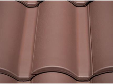 Керамическая черепица LA ESCANDELLA SELEKTUM цвет коричневый