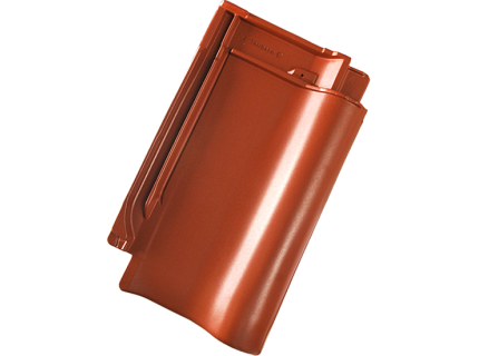 Керамическая Черепица Tondach Rumba Red Engobe 10