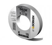 DELTA-KOM-BAND K 15 самоклеящаяся уплотнительная лента (ПСУЛ) для примыкания пароизоляции к стенам