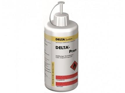 DELTA-PREN клей для водостойкого соединения рулонов в местах нахлёста и присоединения плёнок к строительным элементам