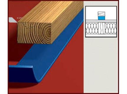 DELTA-SCHAUM-BAND SB 50 уплотнительная самоклеящаяся лента из вспененного полиэтилена для контробрешётки