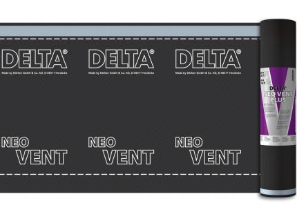 DELTA-NEO VENT универсальная диффузионная мембрана