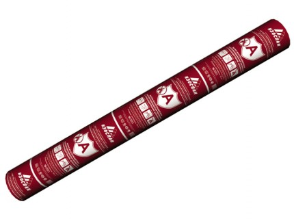 Изоспан А с ОЗД (ветро-влагозащитная мембрана с огнезащитными добавками)