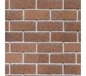 Фасадная плитка HAUBERK Красный кирпич