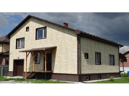 Фасадная панель Döcke BURG Пшеничный