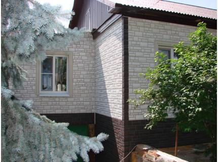 Фасадная панель Döcke BURG Земляной