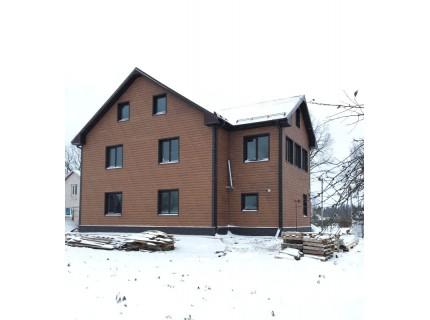 Фасадная панель Döcke BURG Кукурузный