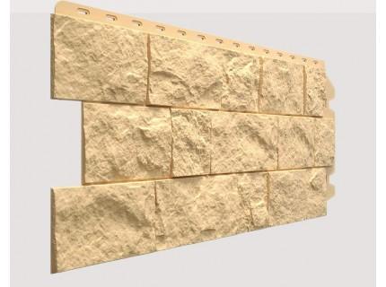 Фасадная панель Döcke FELS Слоновая кость