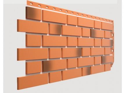 Фасадная панель Döcke FLEMISH Красный жженый