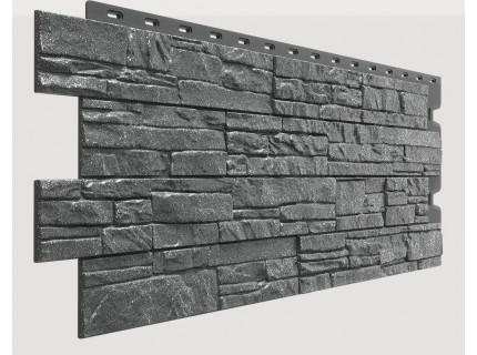 Фасадная панель Döcke STEIN Антрацит