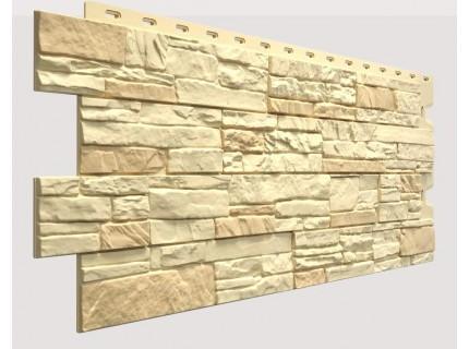Фасадная панель Döcke STEIN Янтарный
