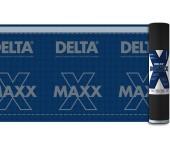 DELTA-MAXX диффузионная мембрана с адсорбционным слоем